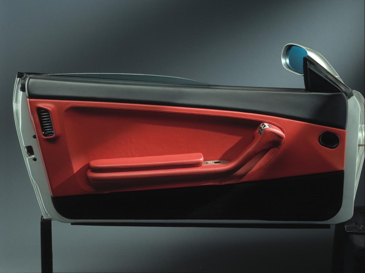 456 GTA: Visione dettaglio interni portiera
