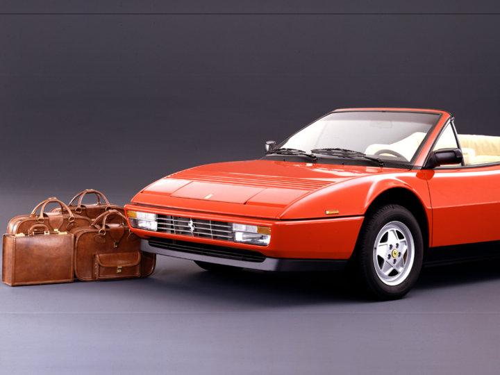 ferrari 3 2 mondial cabriolet 1985. Black Bedroom Furniture Sets. Home Design Ideas