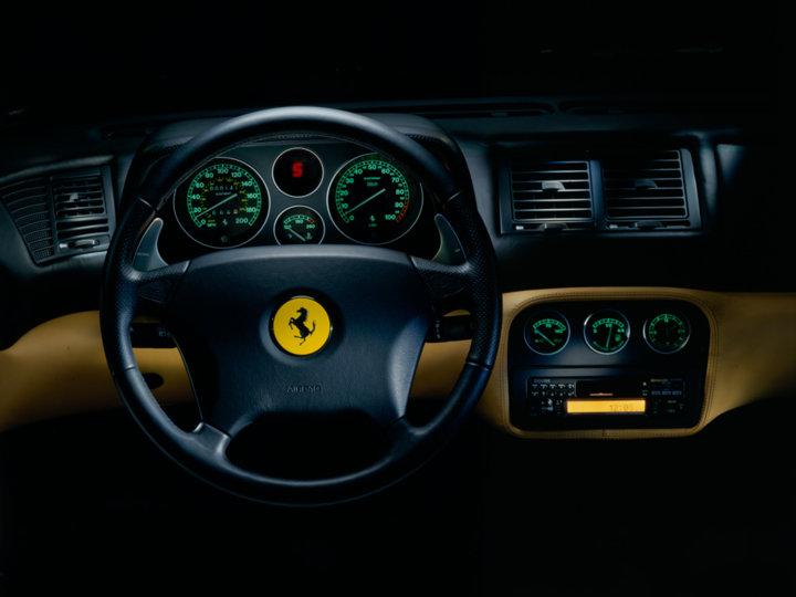 Ferrari 355 F1 Gts 1997 Ferrari Com