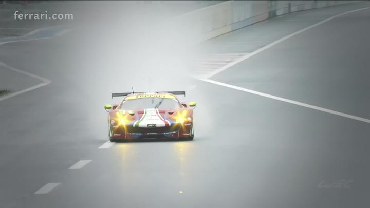 WEC 2017 - Relive the emotions of the 6 Hours of Fuji