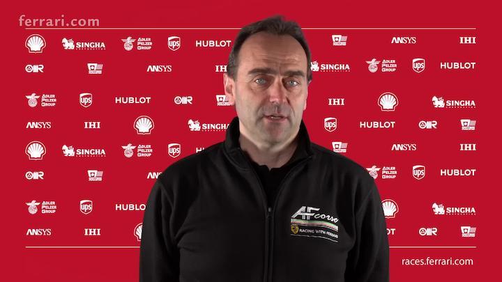 "WEC - Amato Ferrari: ""Ready to do well"""