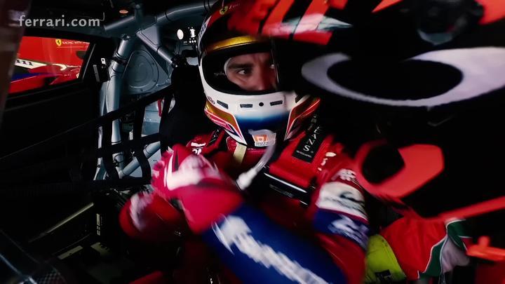 FIA WEC - Rigon leads contingent of four Ferraris