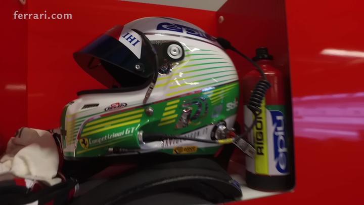 Blancpain Endurance Cup - Ten Ferraris on track at Paul Ricard