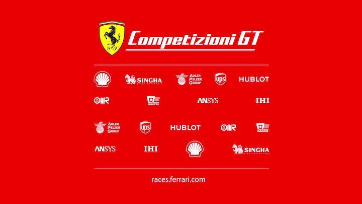 Motegi Racing Wheels as technical partner of Ferrari for GT and Challenge