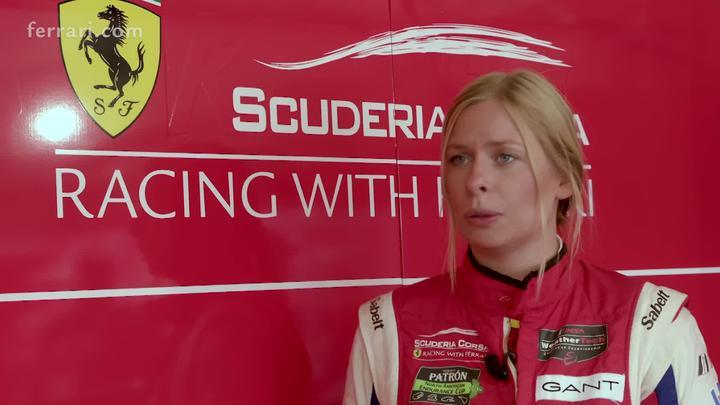 Christina Nielsen returns to Le Mans