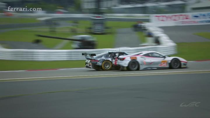 WEC - The highlights of the 6 Hours of Nürburgring