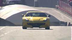 Ferrari passion takes to the track at the Mugello course