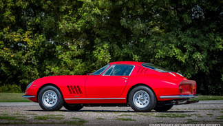 The 70th anniversary celebrations in Maranello  and the historic single-marque auction with RM Sotheby's
