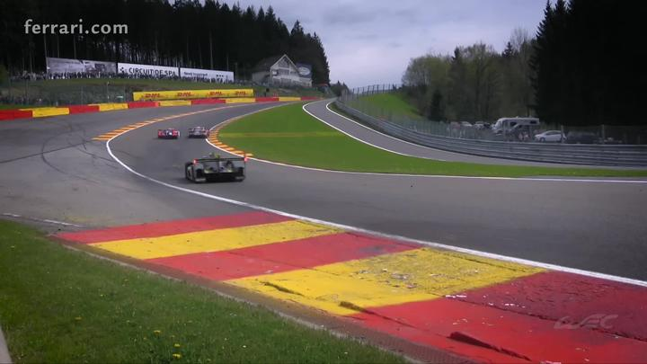 WEC 2017 - 6 Hours of Spa-Francorchamps - HIghlights