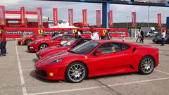 Ferrari Challenge Europe - Coppa Shell. Duyver seeks to clinch title - Teaser