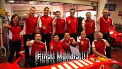 Finali Mondiali - Record numbers