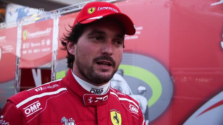 The Ferrari's 24 Hours of Le Mans so far