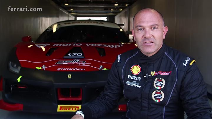 Alessandro Vezzoni: from office to racing