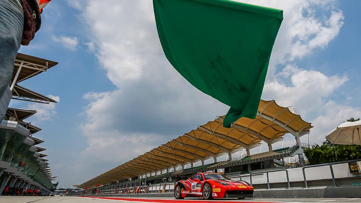 Ferrari Challenge Europe - Apac - NA