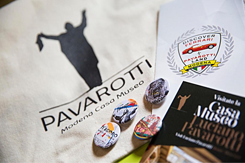 Discover Ferrari&Pavarotti Land