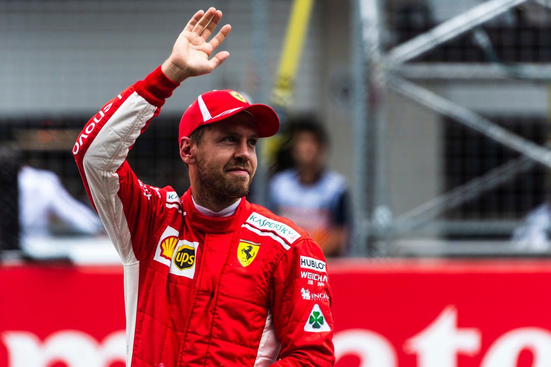 GP d'Austria 2018 - Sabato - Spielberg, Austria - Sebastian Vettel , Qualifiche