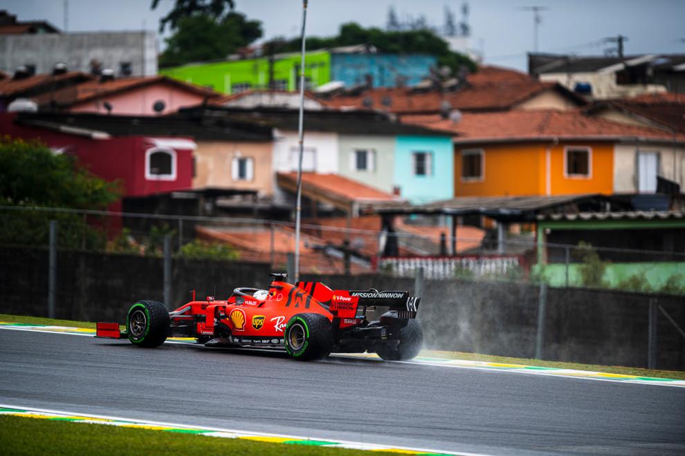 01-ferrari-brazilian-gp-2019-gallery-friday - Sao Paolo 2019 - Sebastian Vettel