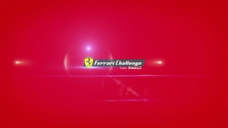 On-board of the Ferrari 458 Challenge EVO: Costantino Bertuzzi in Abu Dhabi
