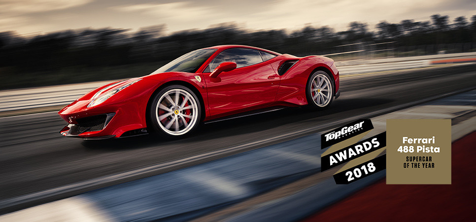 Ferrari's latest special series car continues to garner international recognition
