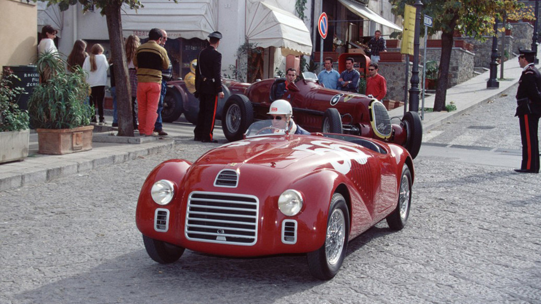 Ferrari 125 S Ferrari History