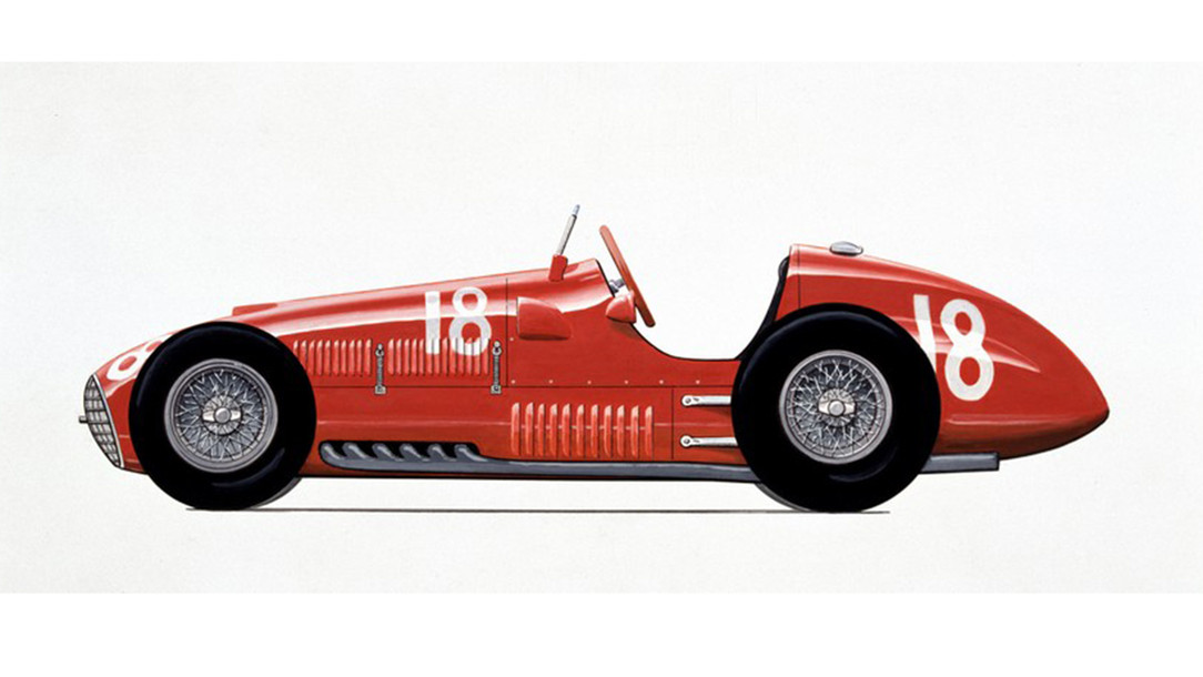 Ferrari 212 F1 Ferrari History