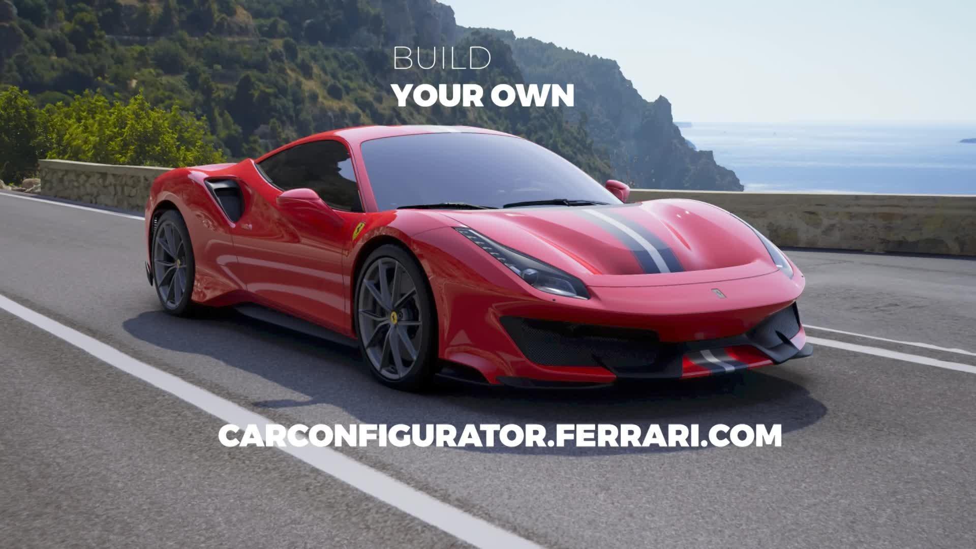Create Your Own Ferrari