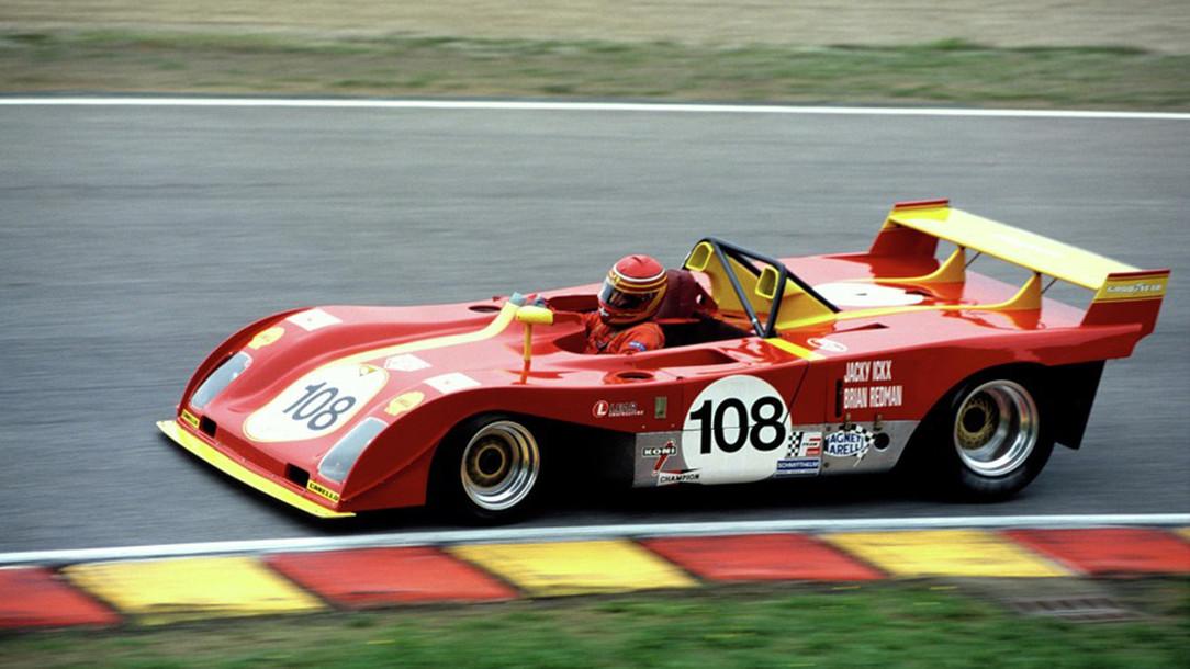 Ferrari 312 P Ferrari History