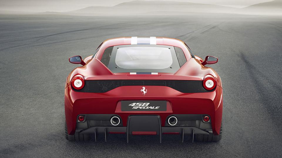 Ferrari 458 Speciale Race Inspired Design Ferrari Com