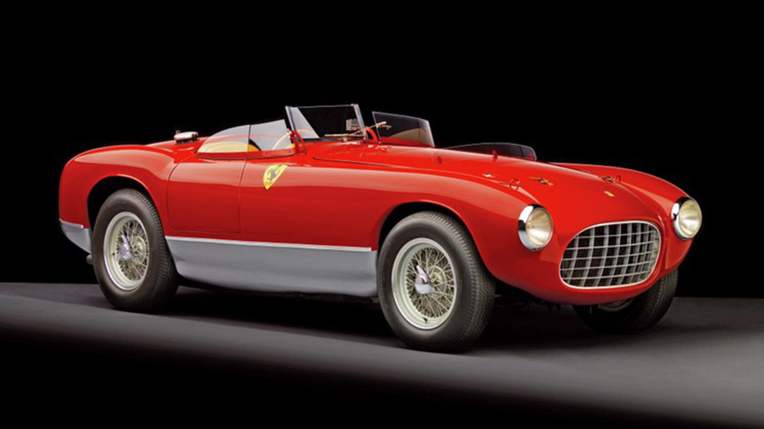 Ferrari 340 Mm Ferrari History