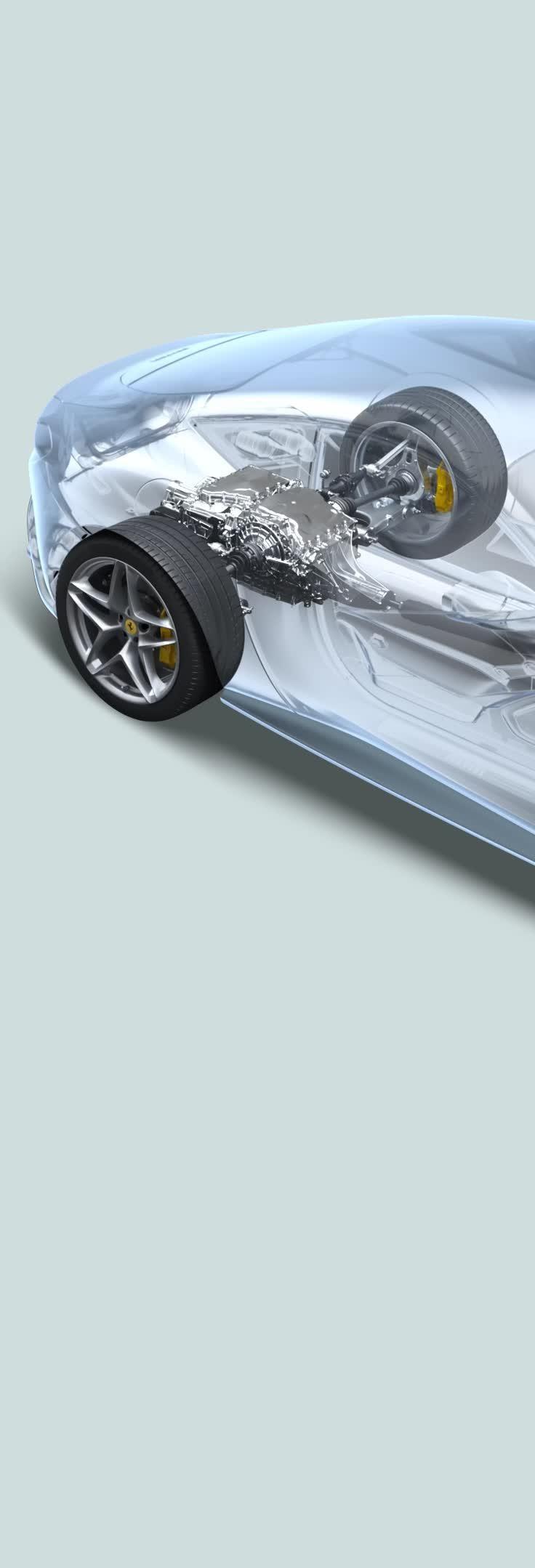 Ferrari Roma La Nuova Dolce Vita Ferrari Com