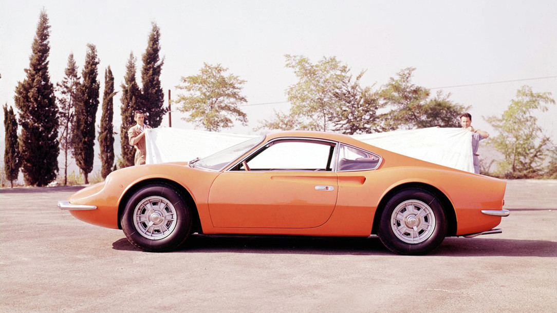 Ferrari Dino 206 Gt Ferrari History