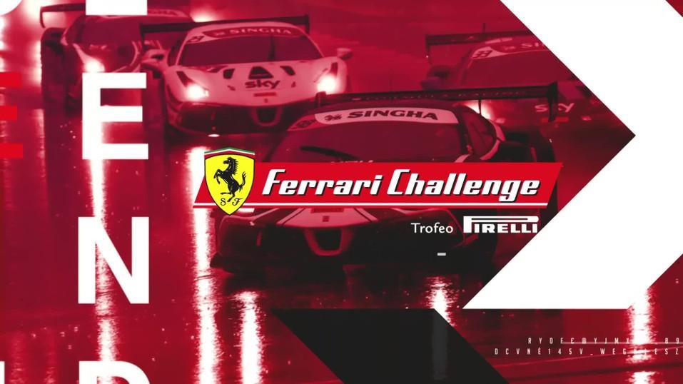 Ferrari Challenge North America, sette sfide per un 2021 di puro