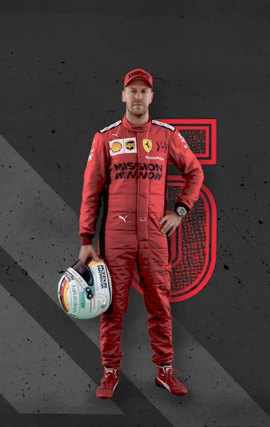 Scuderia Ferrari Team Sebastian Vettel Ferrari Com