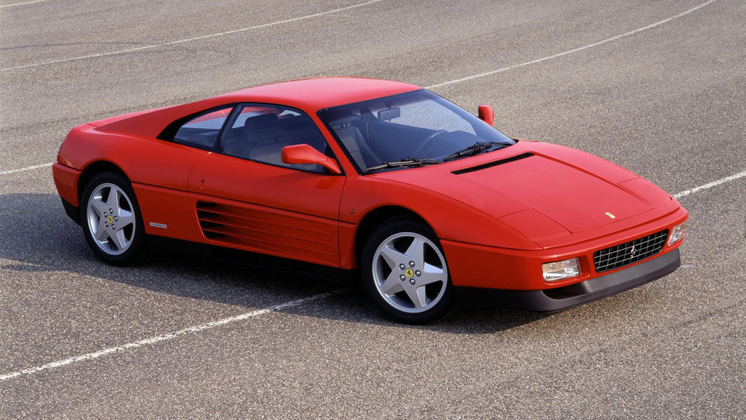 Ferrari 348 Tb Ferrari History