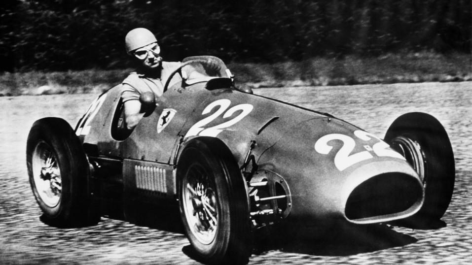 アスカリの勝利:フェラーリの歴史