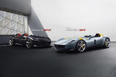 Ferrari Monza Sp2 Ferrari Com