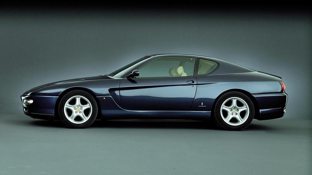 Ferrari 456 Gt Ferrari History