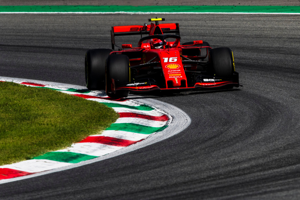 Italian GP 2019 - Saturday - Charles Leclerc - Monza 2019
