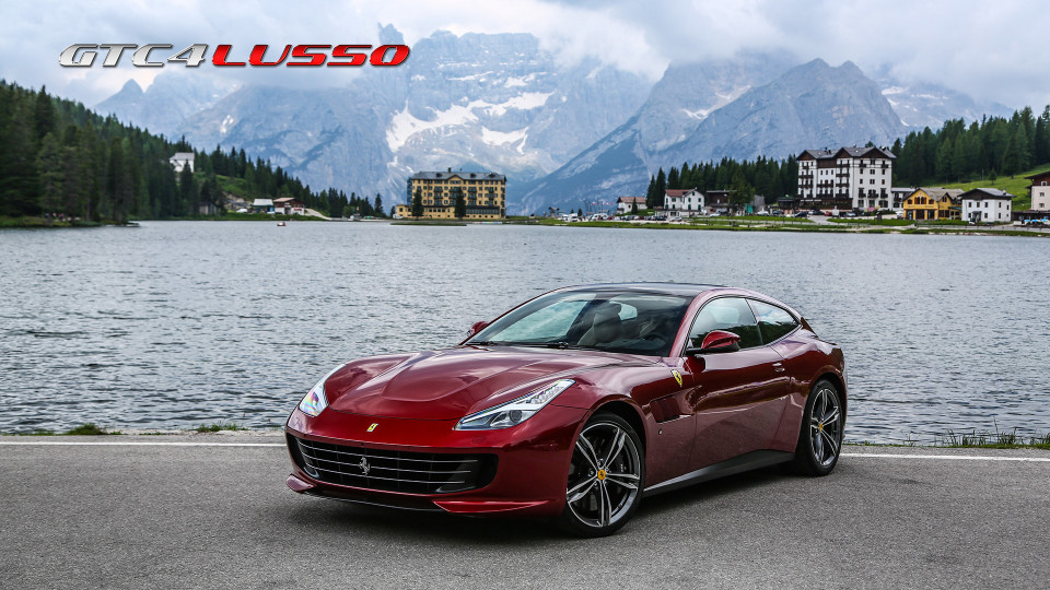 Gtc4lusso Official Gallery