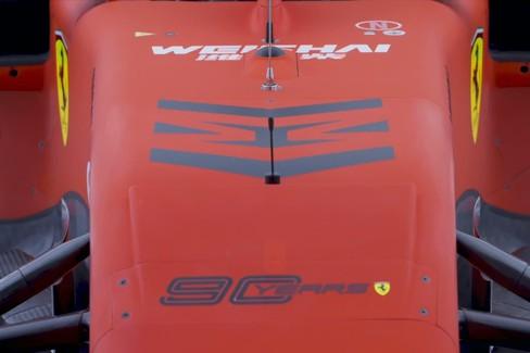 2019 F1 Ferrari SF90, the New Ferrari Single-Seater - Ferrari com