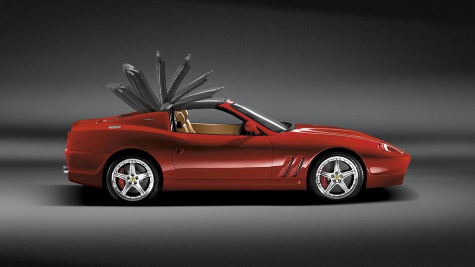 Superamerica Magic Ferrari History
