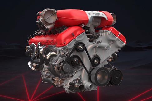 Ferrari 812 Superfast Shift To The 12th Dimension