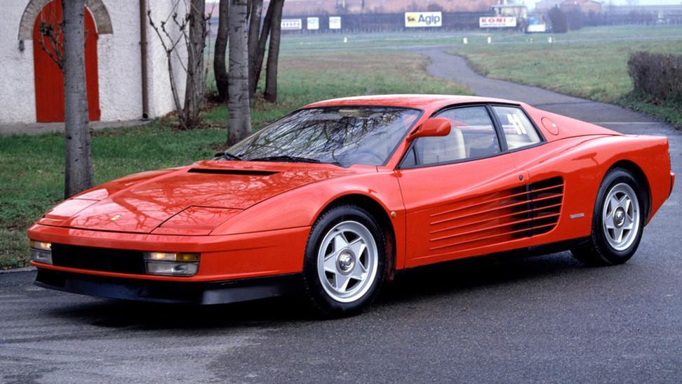 A New Partner Ferrari History