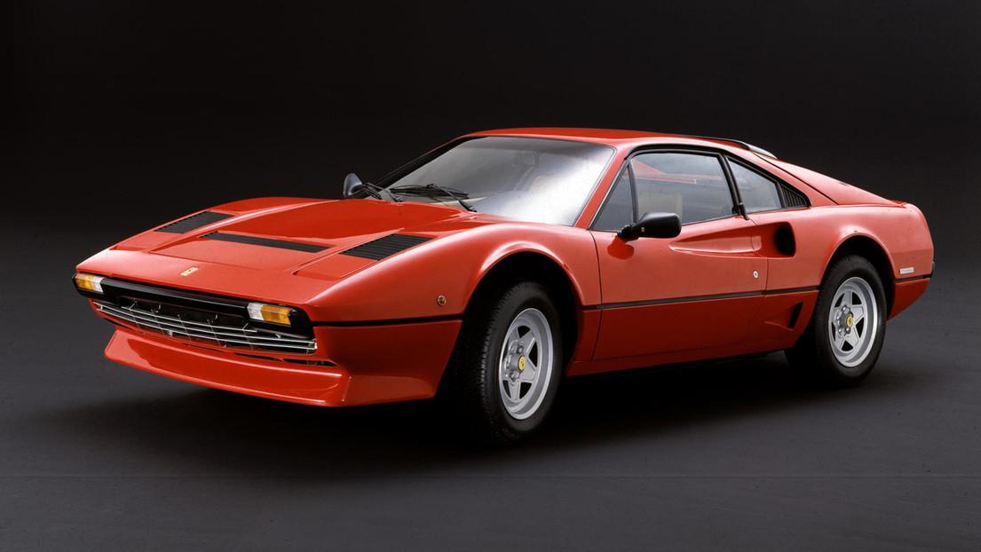 Ferrari 208 Gtb Turbo Ferrari History