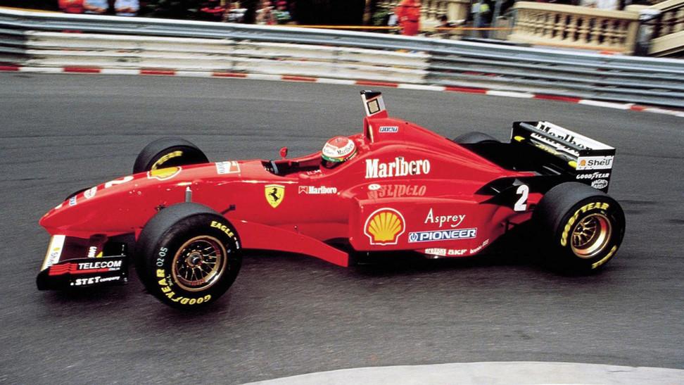 Schumy S First Ferrari History