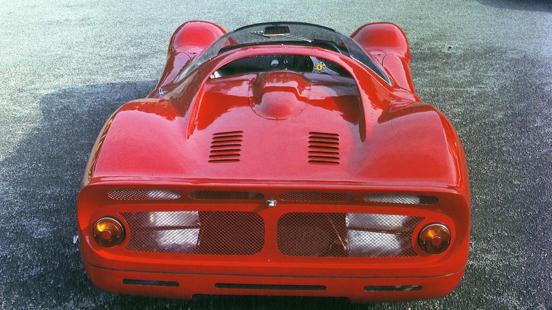 Ferrari 330 P3 Ferrari History