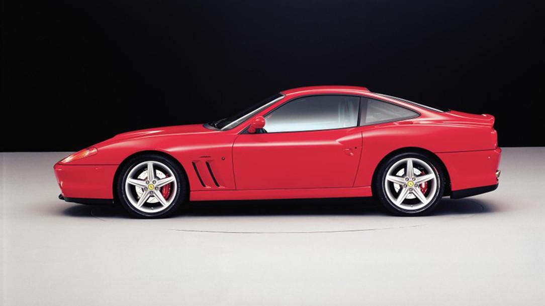 Ferrari 575m Maranello Ferrari History