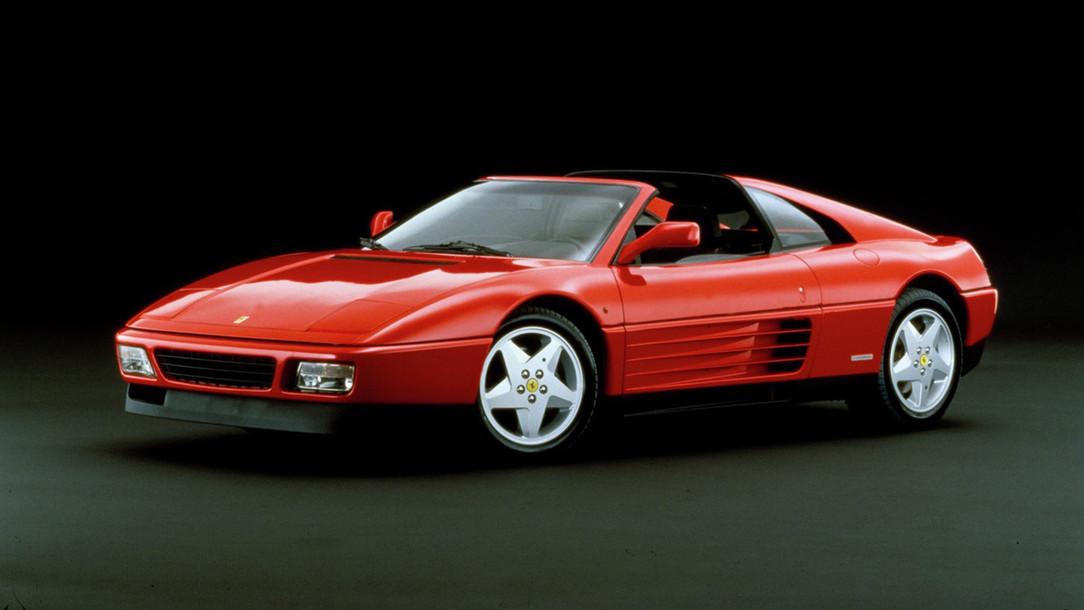 Ferrari 348 Ts Ferrari History