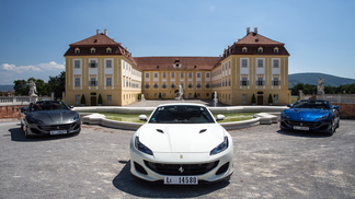 Grand final à Varsovie pour la Ferrari Portofino