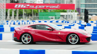Thailand Premiere of 812 Superfast
